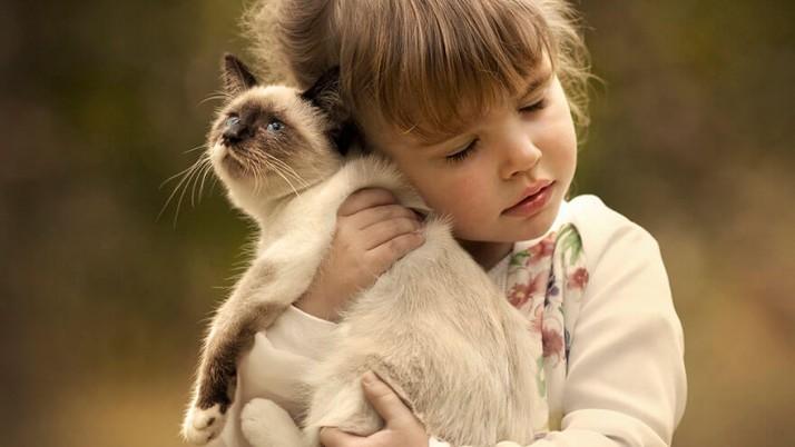 Hayvanların Çocukların Ruhsal Gelişimine Etkileri