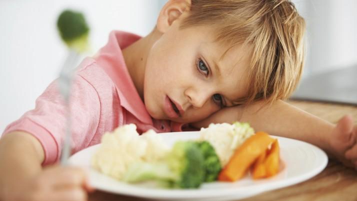Çocuklarda İştah ve Yeme Bozuklukları